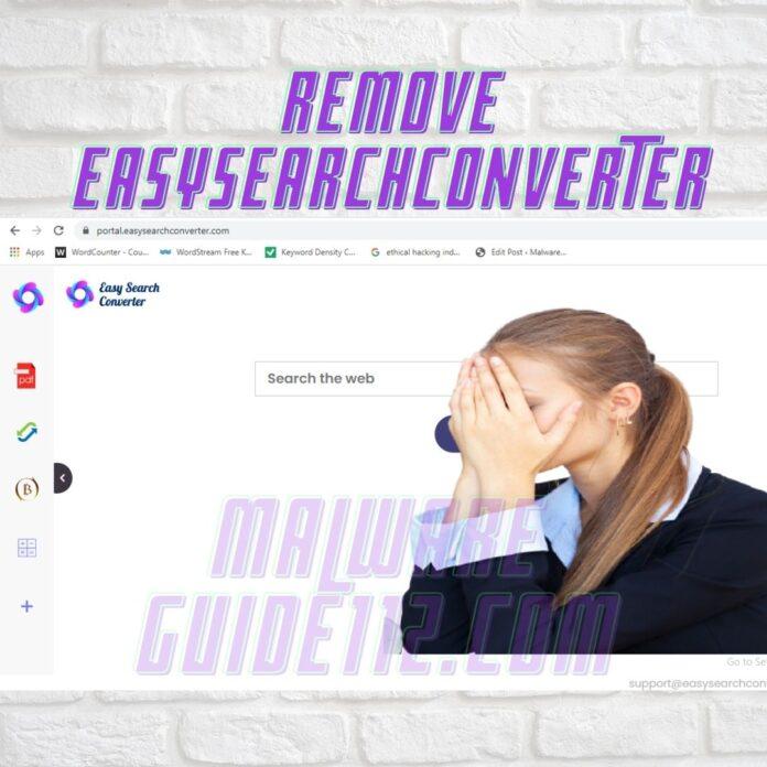 Remove Easysearchconverter