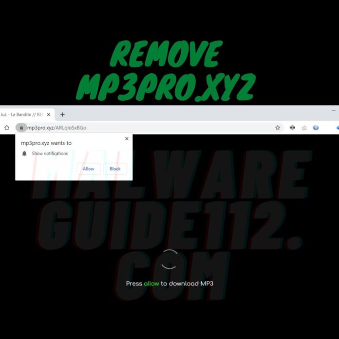 Remove mp3pro.xyz