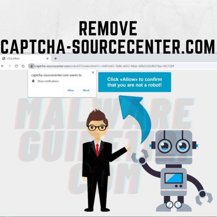 Captcha-sourcecenter.com