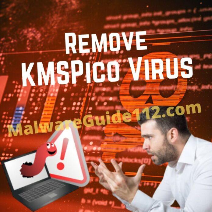 Remove KMSPico virus