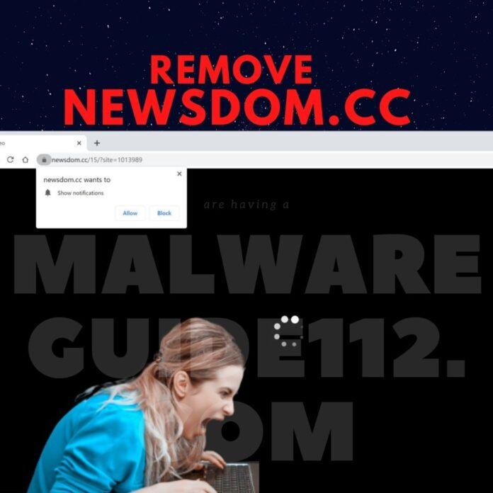 Remove Newsdom.cc