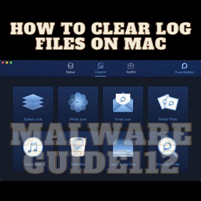 How to Clear Log Files on mac