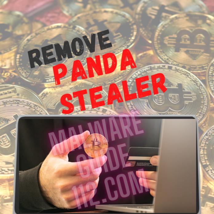 #remove Panda Stealer