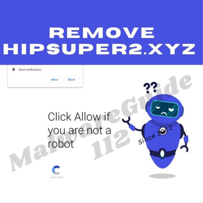 remove Hipsuper2.xyz