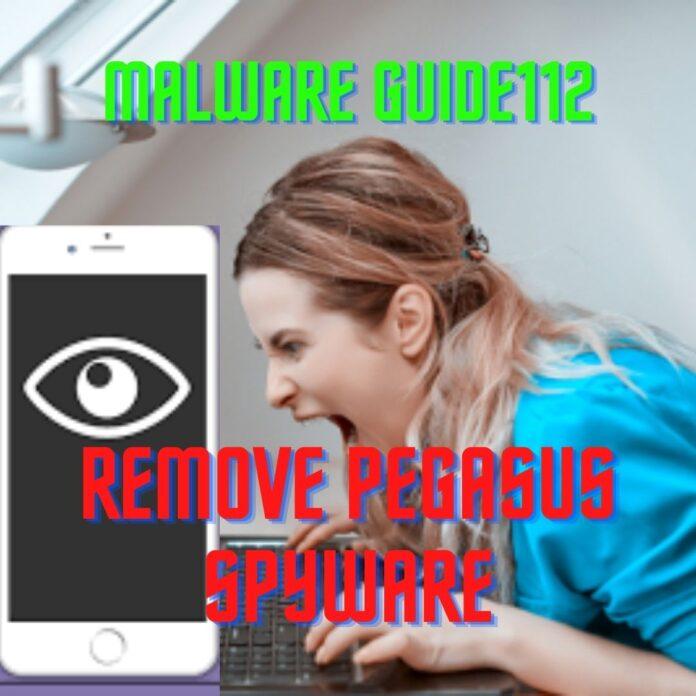 Remove Pegasus Spyware