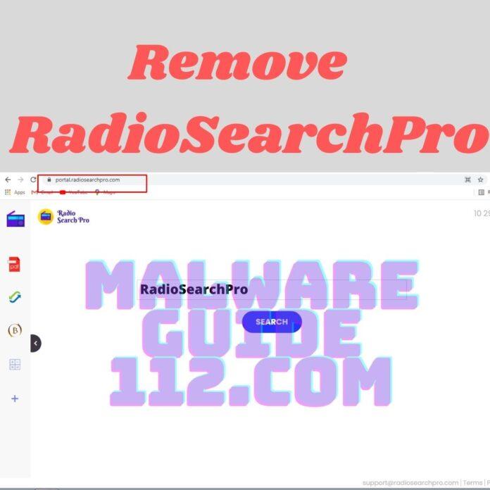 Remove RadioSearchPro