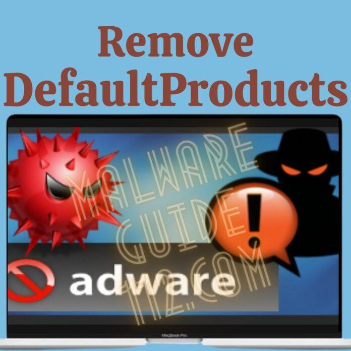 Remove DefaultProducts