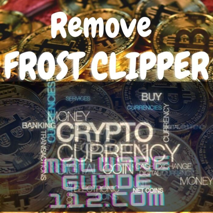 Remove Frost Clipper