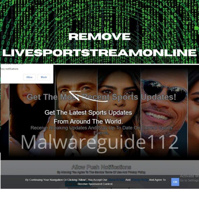 Remove LiveSportStreamOnline