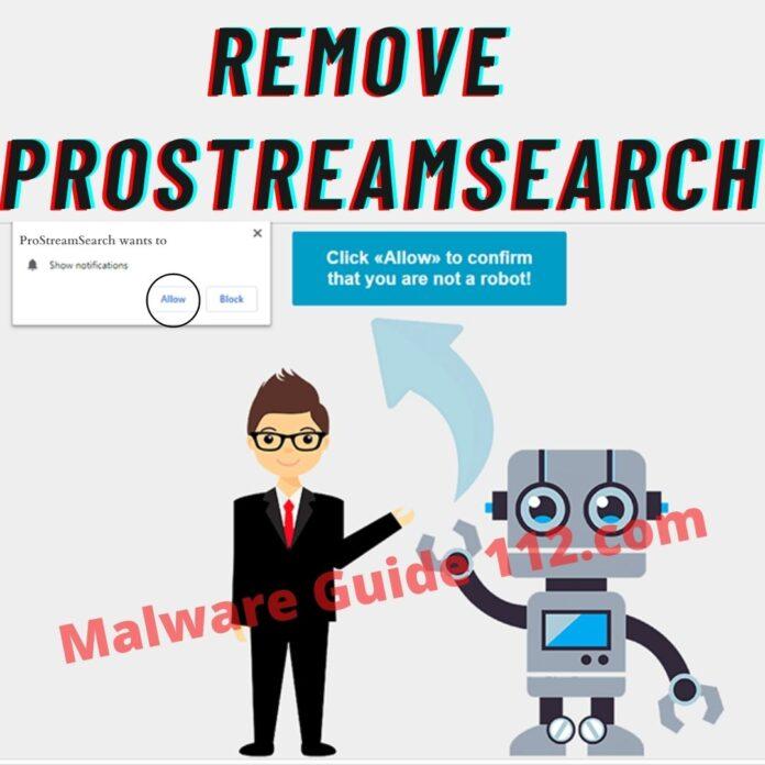Remove ProStreamSearch