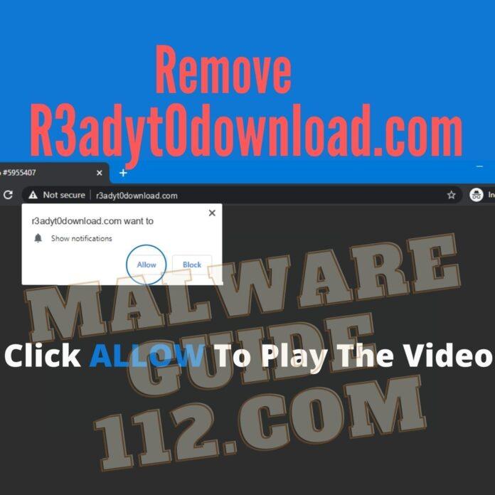 Remove R3adyt0download.com