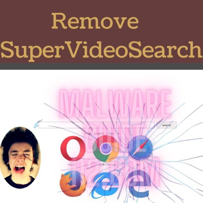 Remove SuperVideoSearch