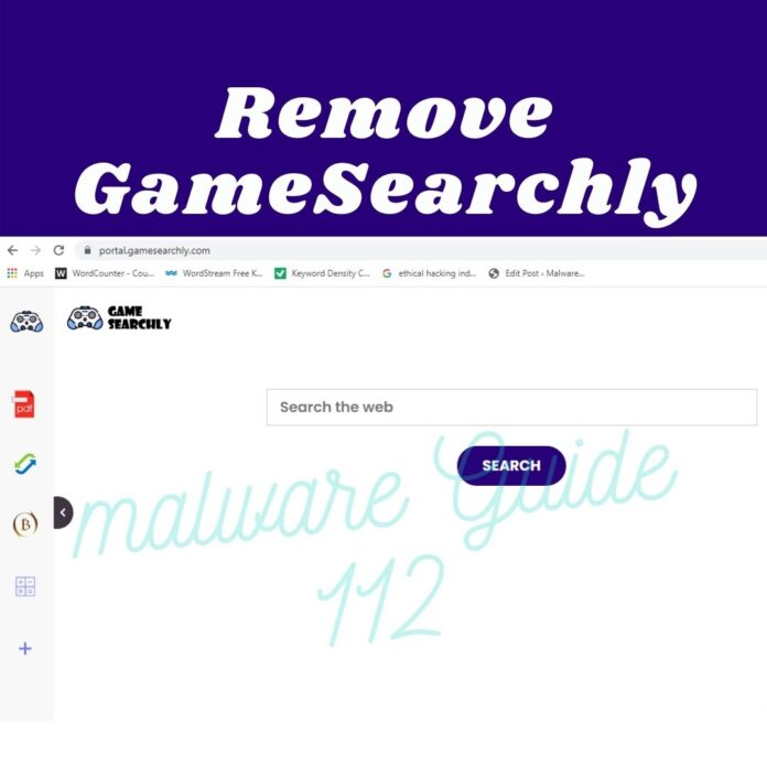 Remove gamesearchly