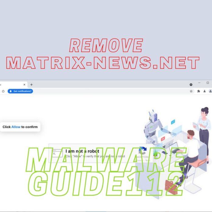 Remove matrix-news.net