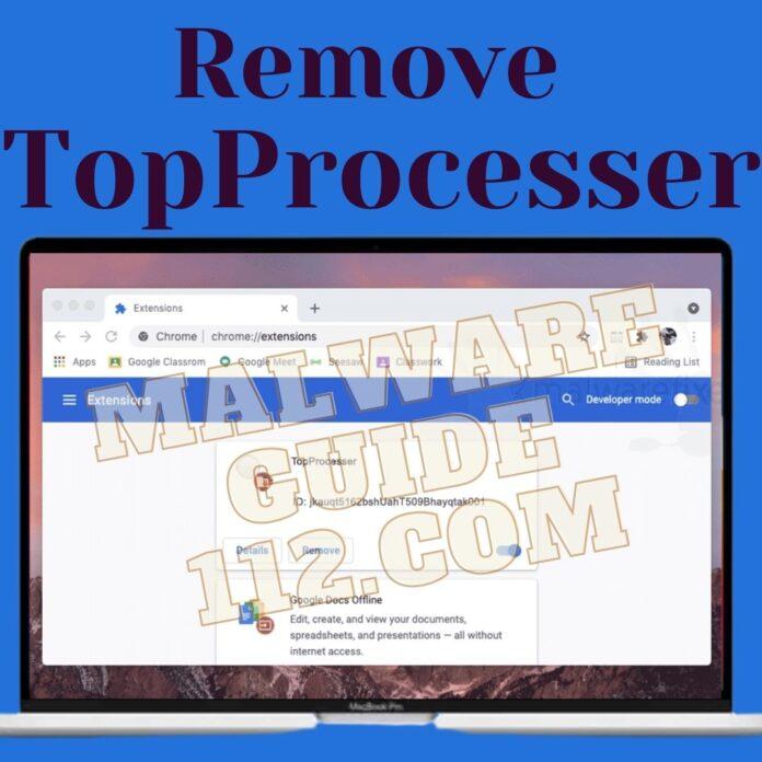 Remove TopProcesser