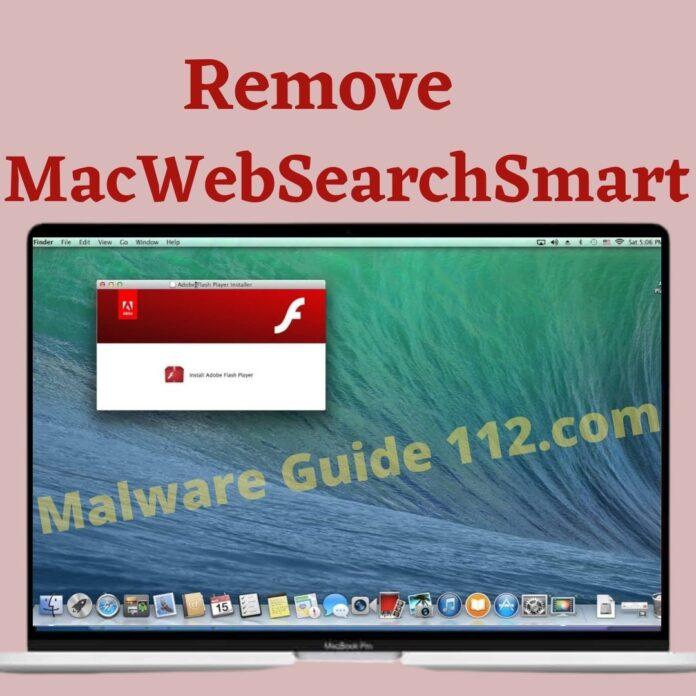 Remove MacWebSearchSmart