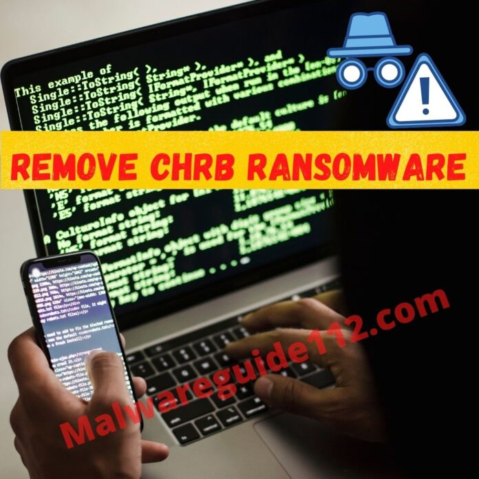 Remove CHRB Ransomware