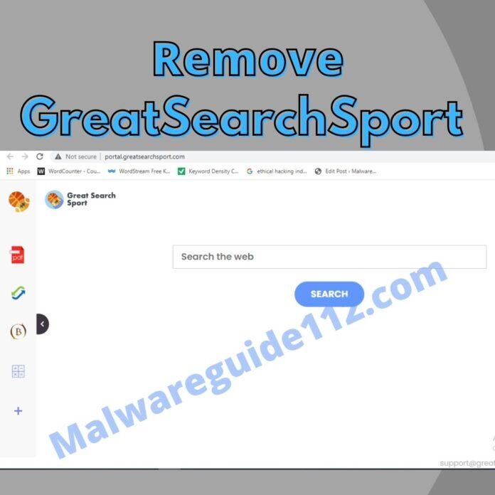 Remove GreatSearchSport
