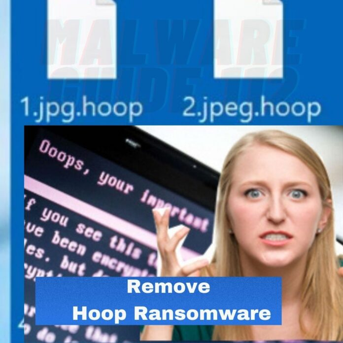 Remove Hoop Ransomware