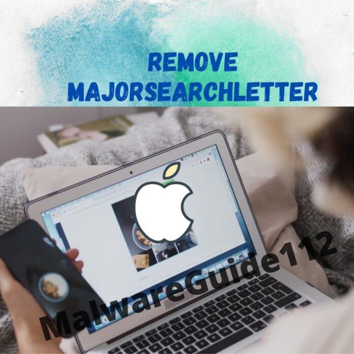 Remove MajorSearchLetter