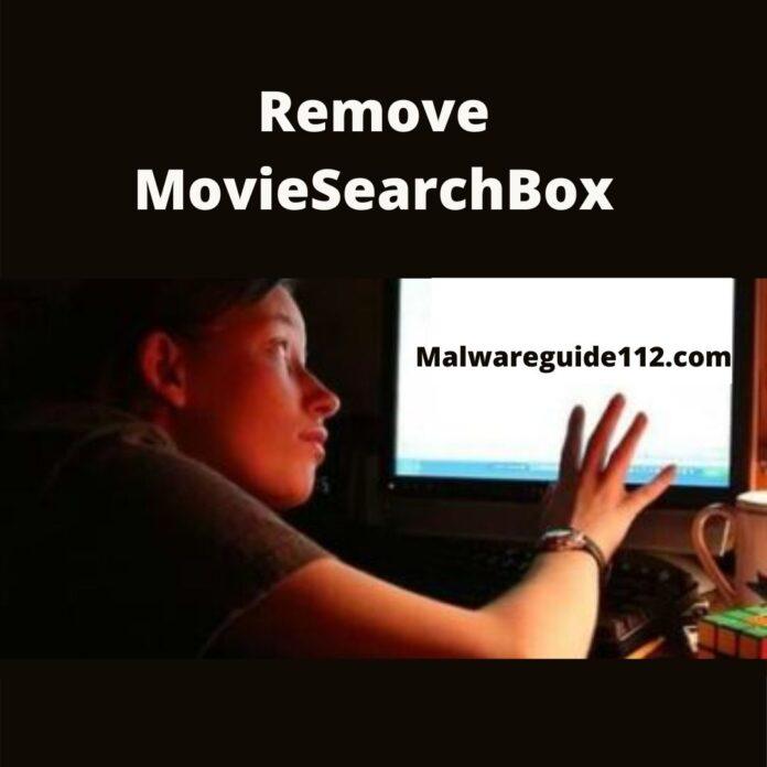 Remove MovieSearchBox