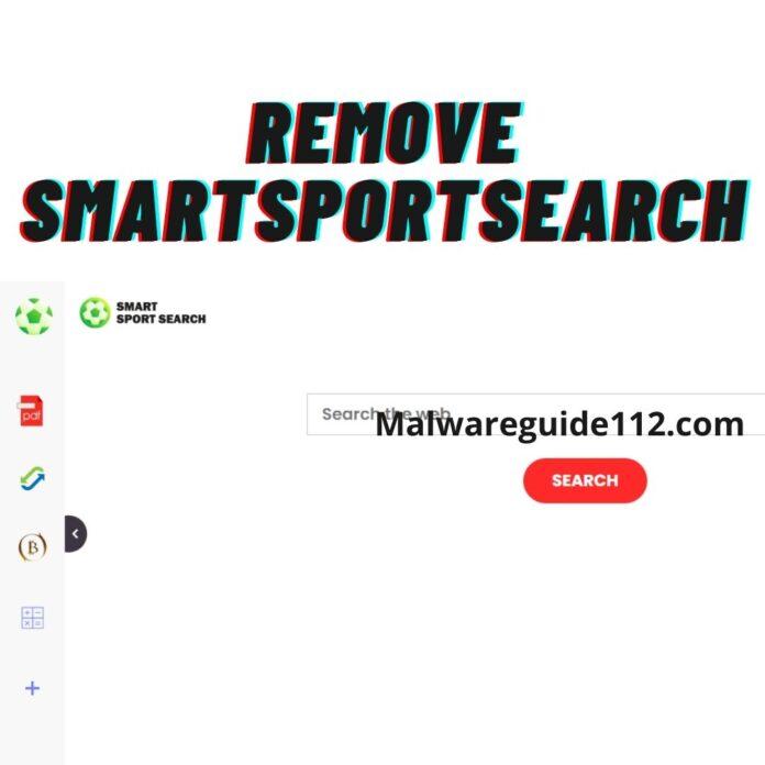Remove SmartSportSearch