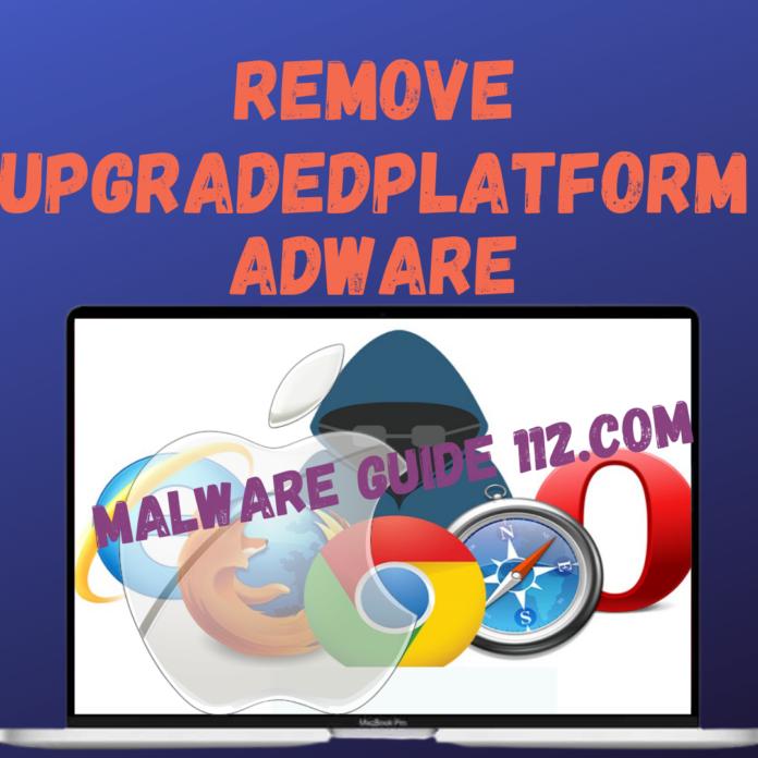 Remove UpgradedPlatformb Adware