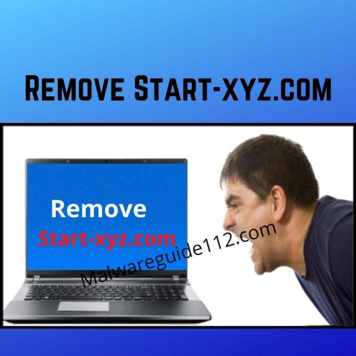 Remove Start-xyz.com