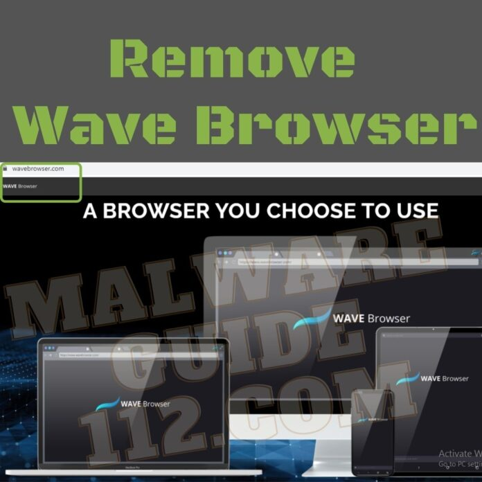 Remove Wave Browser