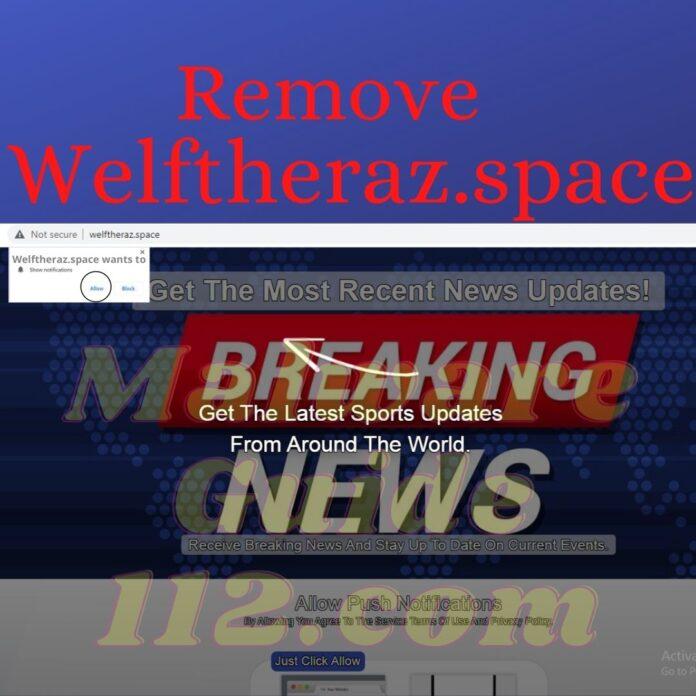 Remove Welftheraz.space