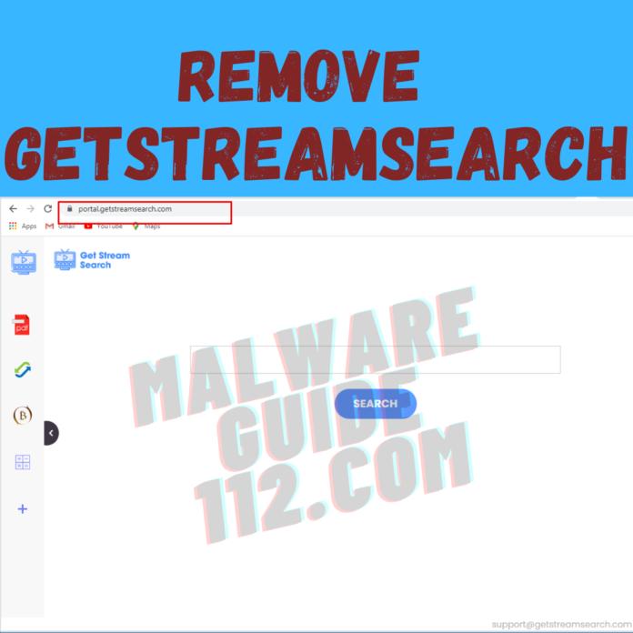 Remove GetStreamSearch