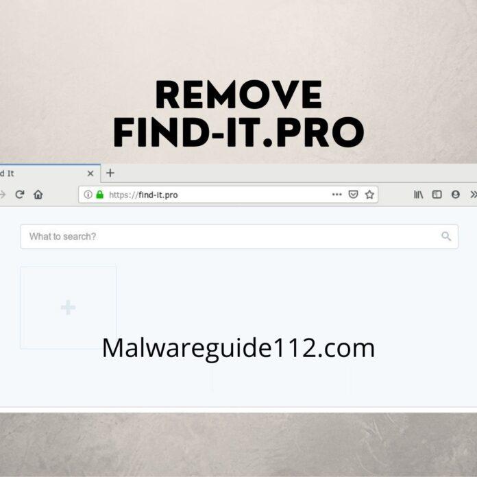 Remove Find-it.pro