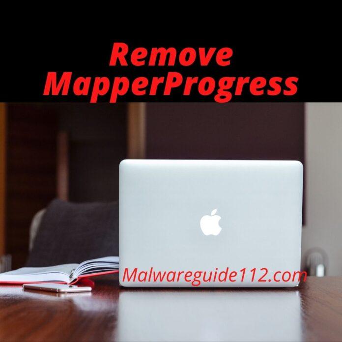 Remove MapperProgress