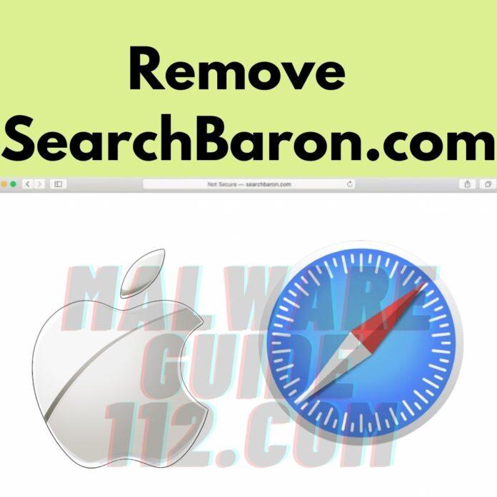 Remove SearchBaron.com