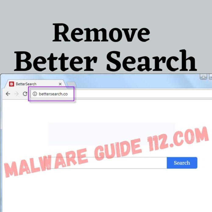 Remove Better Search