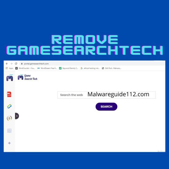 Remove GameSearchTech