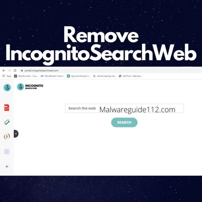 Remove IncognitoSearchWeb