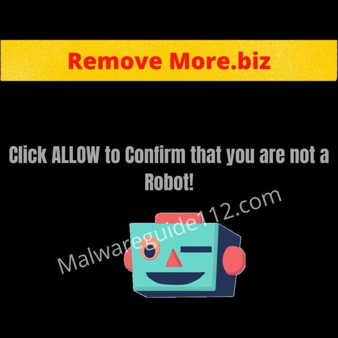 Remove More.biz